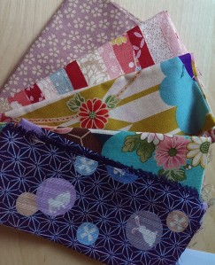Olive Tree Markets, fabric stash, remnants, Japanese cotton, craft room